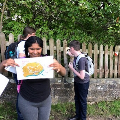 Duke of Edinburgh Award Expedition 2019 - School for Autism - Day 2