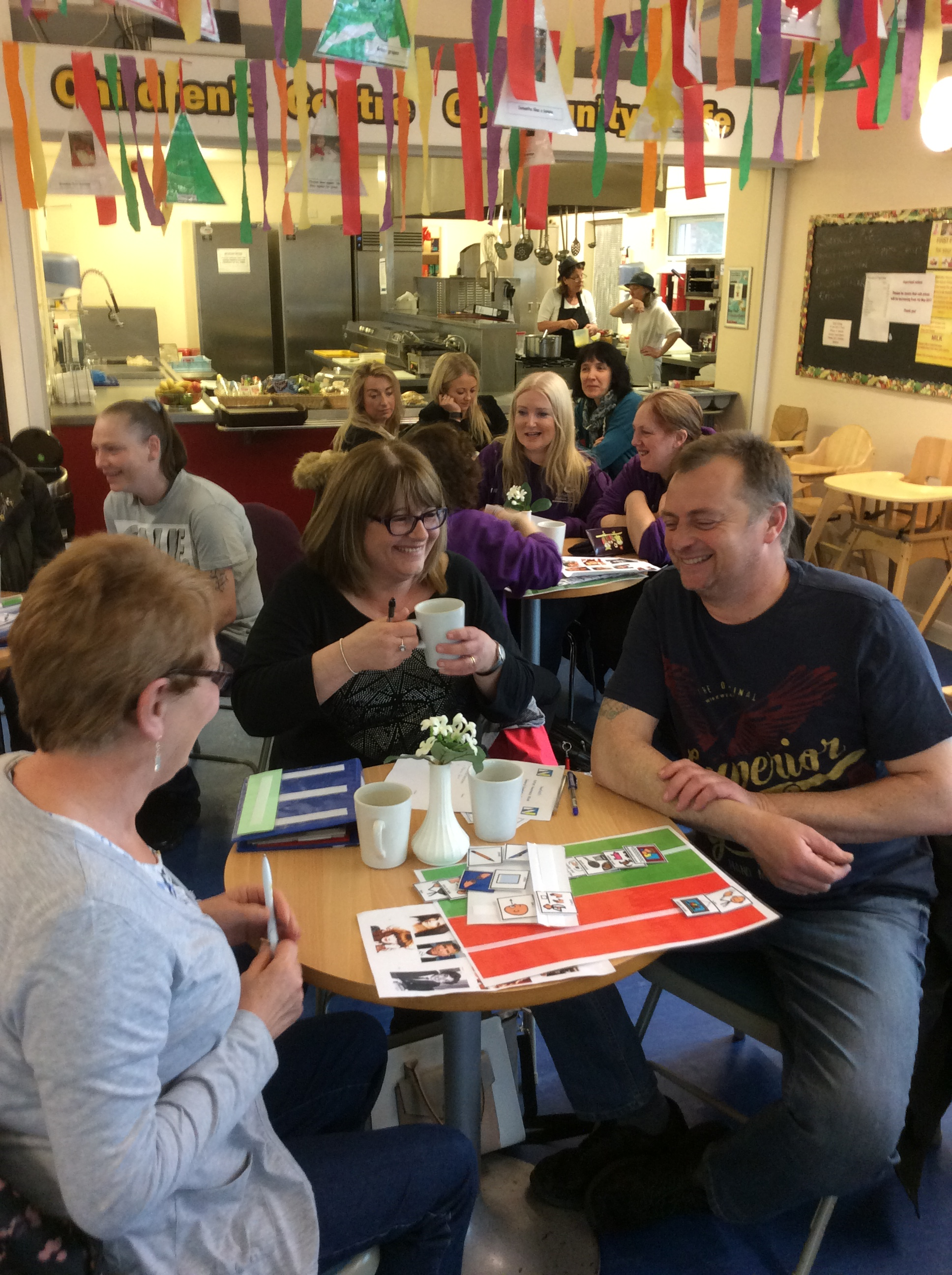 WAAW - Thursday - ASD Coffee Morning