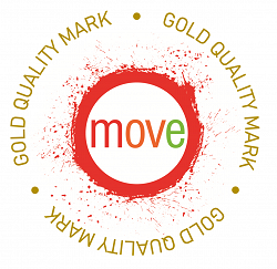 MOVE - Gold Quality Mark