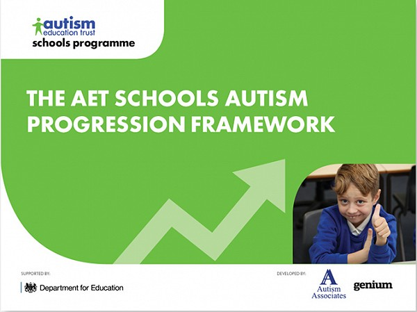 Autism education trust framework