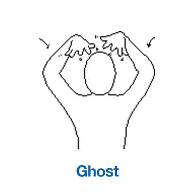 Makaton Signs of the Week - 28/10/19