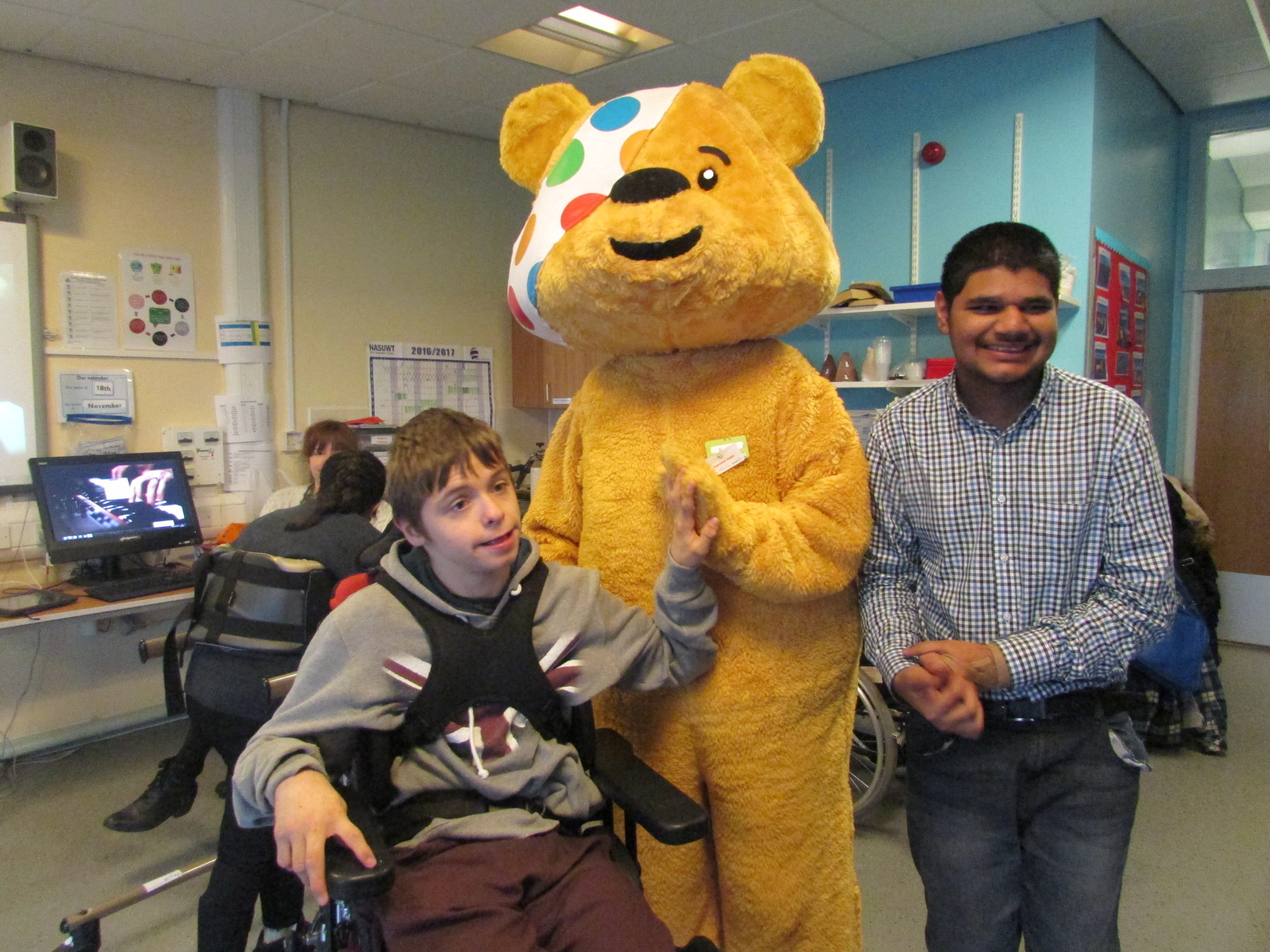 Children in Need part II