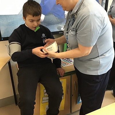 Working with our Nurses