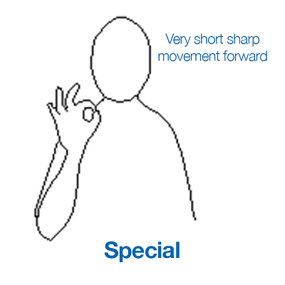 Makaton Signs of the Week - 09/12/19