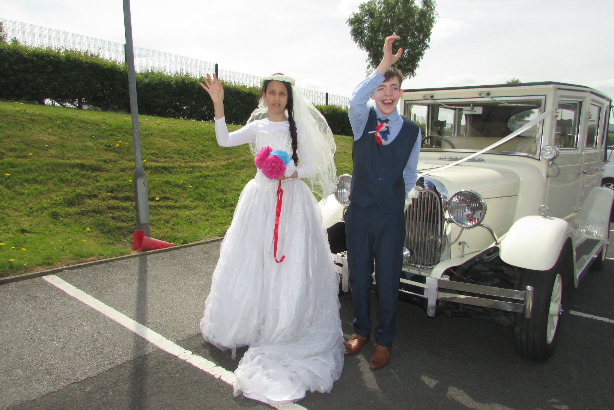 Newfield's Royal Wedding