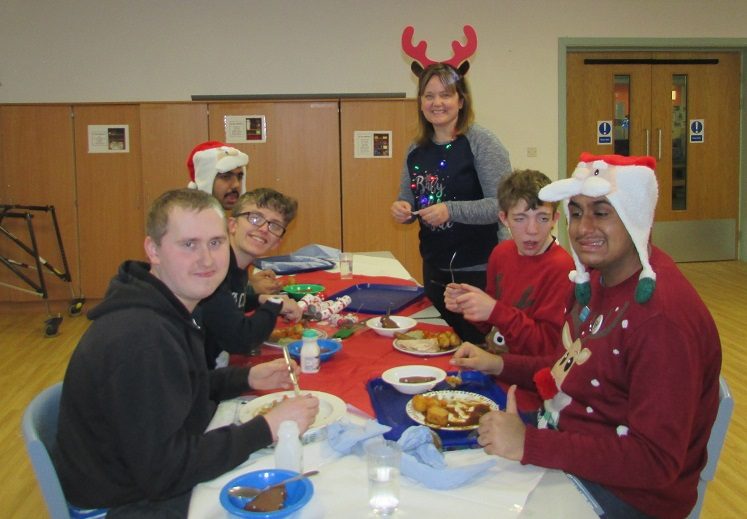 Children's Christmas Lunch